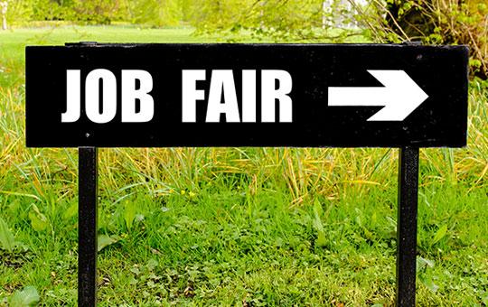 Grandview Cabinetry job fair