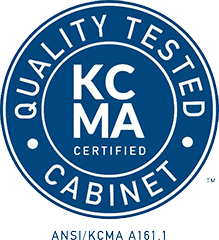 KCMA Seal certifications for Grandview Cabinetry