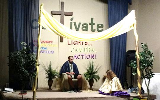 Grandview Cabinetry Sponsors Vacation Bible School